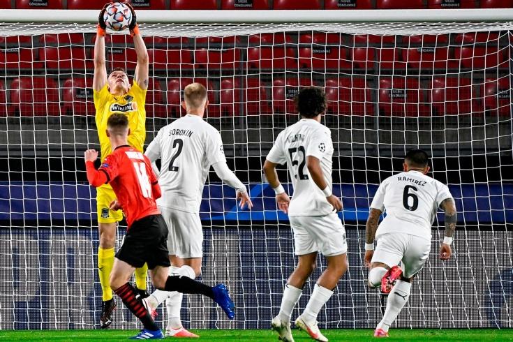 «Краснодар» набрал первое очко в Лиге чемпионов, команда Мусаева показала по-настоящему боевой характер
