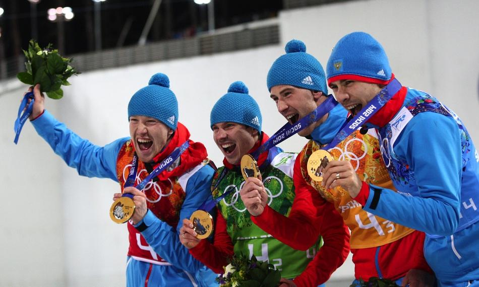 Олимпийский спорт фото