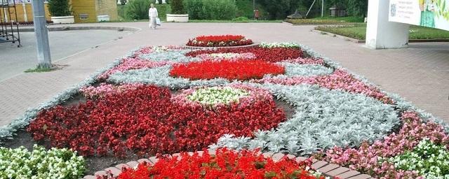Клумбы для цветов спб фото