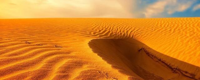 Сахара меняет климат каждые 20 тысяч лет