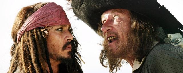 Вышел новый трейлер «Пиратов Карибского моря» с Джонни Деппом