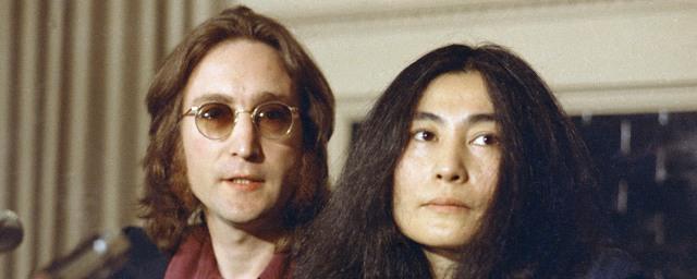В США снимут фильм о любви Джона Леннона и Йоко Оно