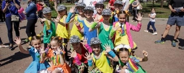 В Иркутске прошел благотворительный пробег «Спорт во благо»