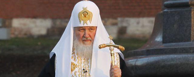 Патриарх Кирилл 13 августа прибудет с визитом в Арзамас