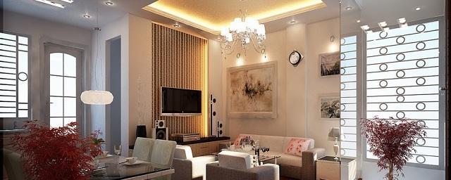 Советы по выбору идеального освещения для гостиной