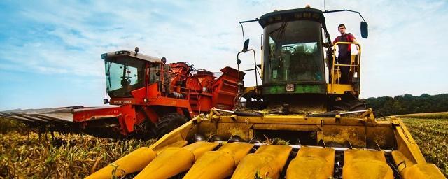 В Красноярском крае аграрии собрали 2,6 млн тонны зерна