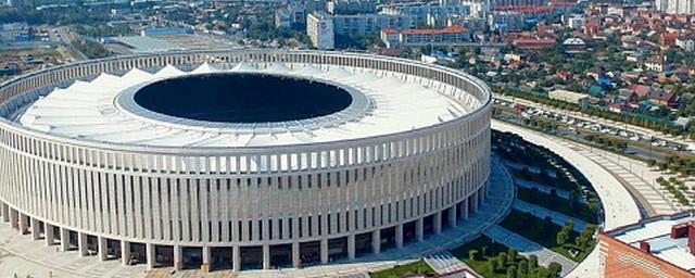 """Виталий Мутко: """"У """"Краснодара"""" лучшая в Европе арена из тех, что я видел в последние годы""""."""