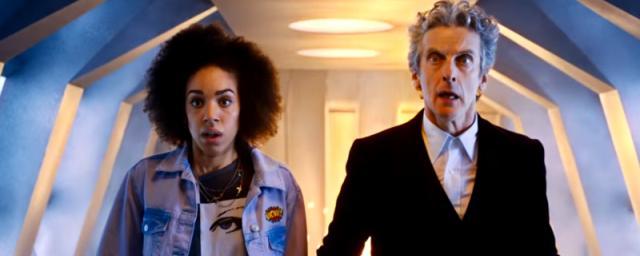 Питер Капальди уходит из сериала «Доктор Кто»