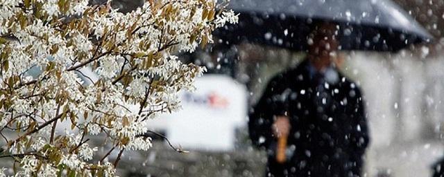 В Омске с 15 по 21 октября ожидается резкое похолодание