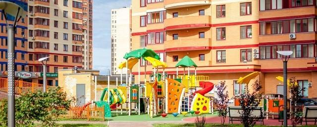 В Ростове до конца года благоустроят около 100 дворов