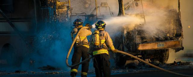 компания СДС сгорел автобус в краснодаре видит загрузочную