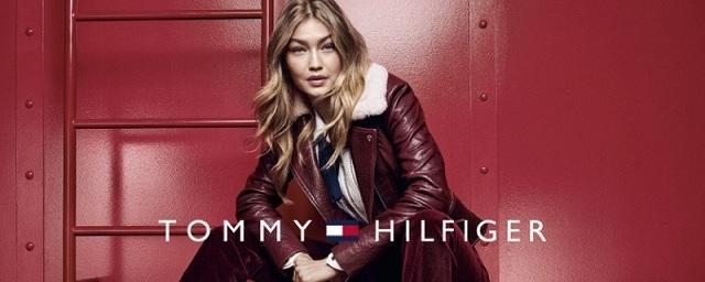 Джиджи Хадид создаст линию одежды для Tommy Hilfiger