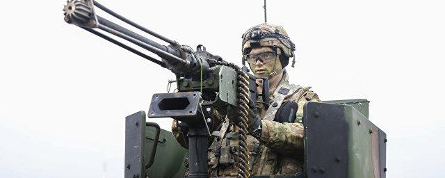 Минобороны России: НАТО создает в Европе зону