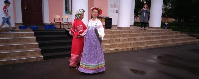 Дом культуры «Красный Электрик» 7 июля представил праздничную программу «Ивана Купала»