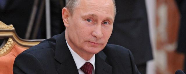 Путин похвалил Владимирскую область за динамичное развитие