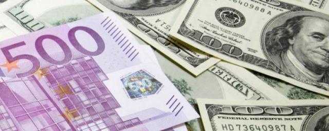 ЦБ РФ установил курсы валют на 24 января