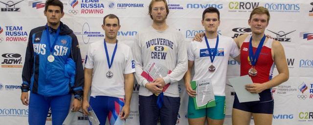 Нижегородский гребец стал победителем всероссийских соревнований