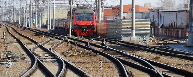 На Савеловском направлении МЖД с рельсов сошли два вагона электрички