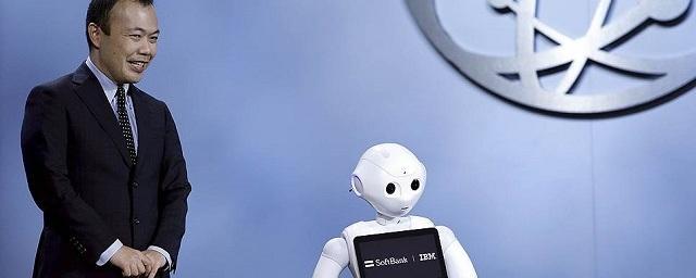 СМИ: В Японии продавать мобильные телефоны будут роботы