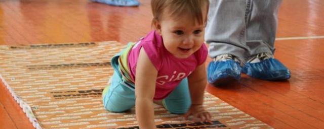 В Нижнем Новгороде пройдет областной чемпионат по бегу для малышей