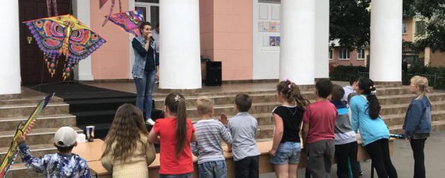 Фестиваль воздушных змеев «Пестрое небо» прошел в Ногинске