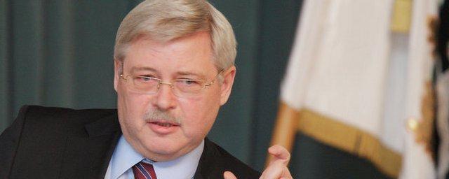 Сергей Жвачкин, заявил, что приоритетным направлением в работе правительства региона станет ремонт дорог