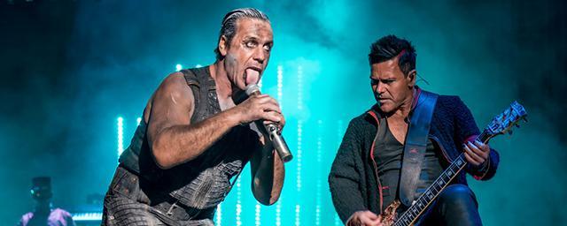 Впервые за 10 лет Rammstein выпустит новый альбом