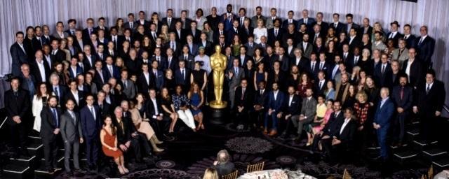 Номинанты на «Оскар» 2017 года сделали совместное фото