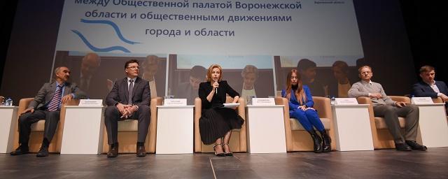 В Воронеже состоялся Конгресс общественного развития региона
