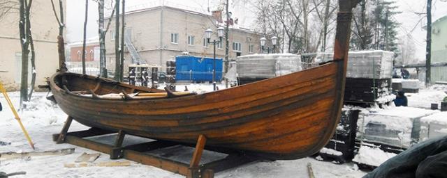 деревянные лодки в петрозаводске