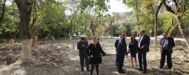 В Геленджике разобьют два новых парка отдыха