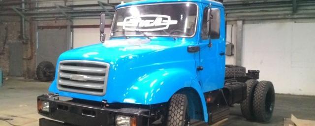 ЗИЛ произвел последний грузовик