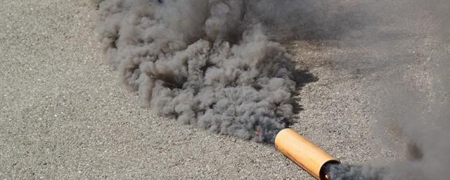 На востоке Москвы из-за дымовой шашки эвакуировали здание общежития