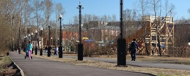 Бердников: Благоустройство зон отдыха в Иркутске продолжится в 2017 году