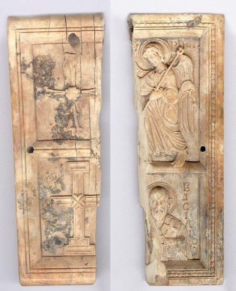 ВБолгарии археологи отыскали старинную византийскую икону Xвека