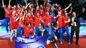 Russia Brazil World League