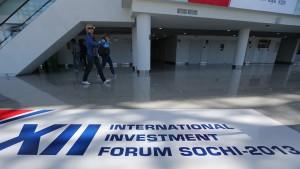 Forum Sochi-2013