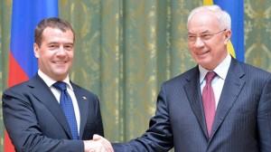 Medvedev and Azarov