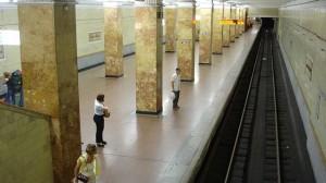 Metro, St Petersburg, development