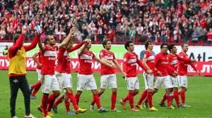Spartak won CSKA