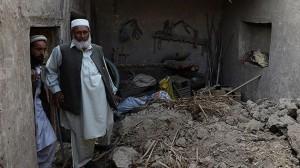 the earthquake in Pakistan