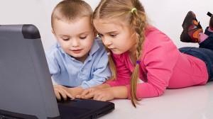 Children in internrt