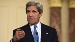 John Kerry, the Geneva-2