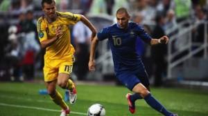 Ukraine v France