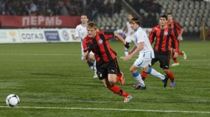 match Amkar - Volga