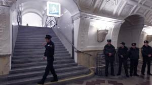 suspicious items in the subway