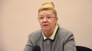 Elena Mizulina