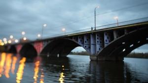 Makarov bridge