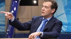 Medvedev podvedet itogi