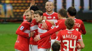Spartak vs Zenit